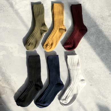 Dutch golgi socks (6color)