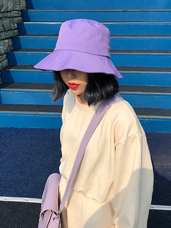 vivid bucket hat - 5color