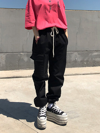 [unisex] cargo jogger pants / 3color