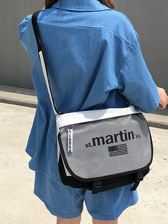 martin's messenger bag / 3color