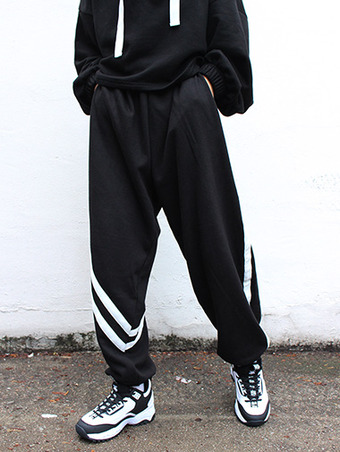 [unisex] line traning trackpants / 3color