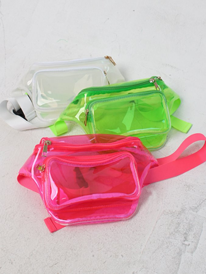 neon sling bag / 3color