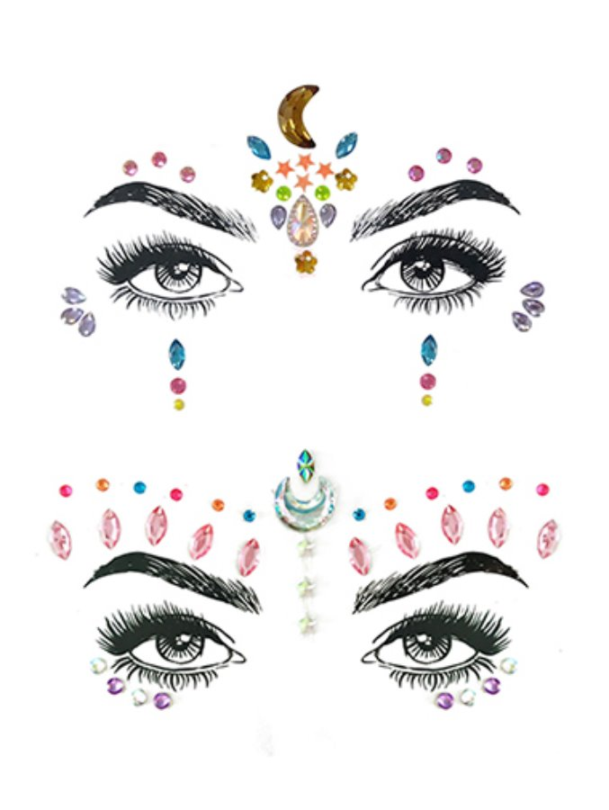 Fairy Face Jewels / 5design