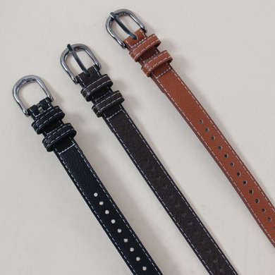 lether belt (3color)
