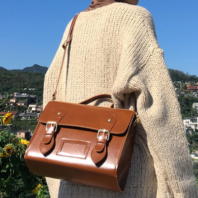 satchel bag - 4color