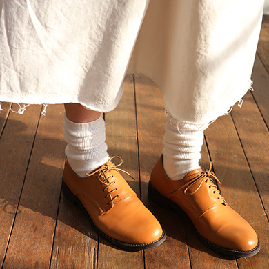 solid string loafer - 2color