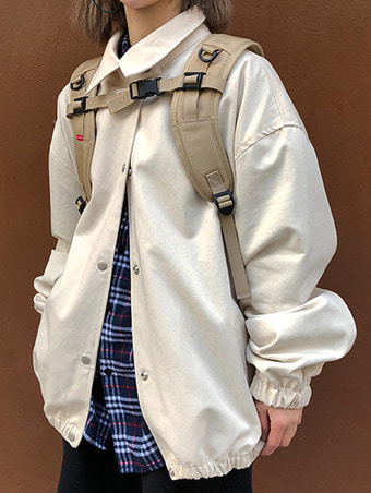 [unisex] BB blouson - 2color