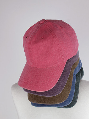 basic washing cap / 6color