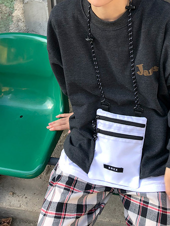 NNXX pouch crossbag / 3color