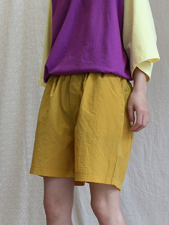 cool summer shorts / 4color