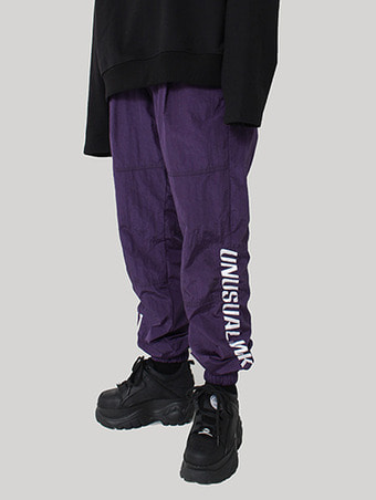 [unisex] US traning pants / 4color