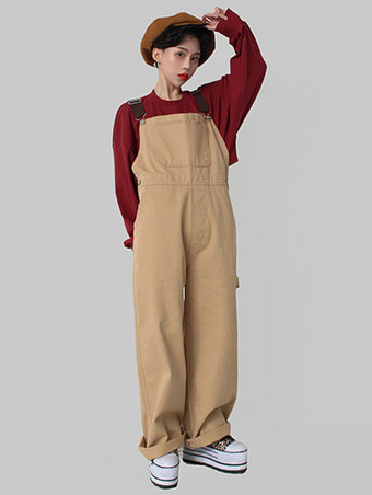 Yo overall pants / 3color