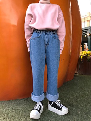 F/W blzo denim pants / 3color