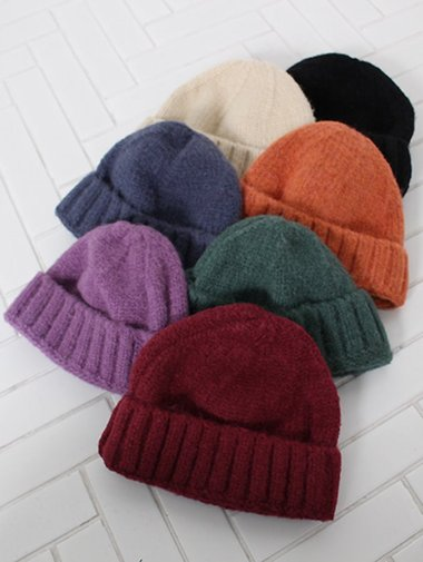 candy short beanie / 7color