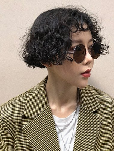 vintage metal sunglass / 3color