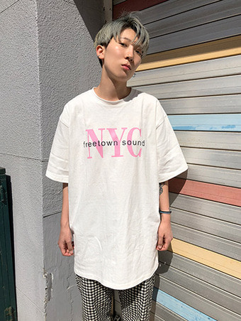 [unisex] NYC t shirts - 2color