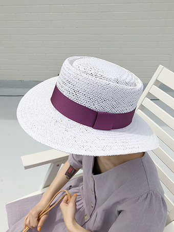 paper panama hat - 3color