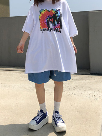 [unisex] MTV t-shirts / 3color