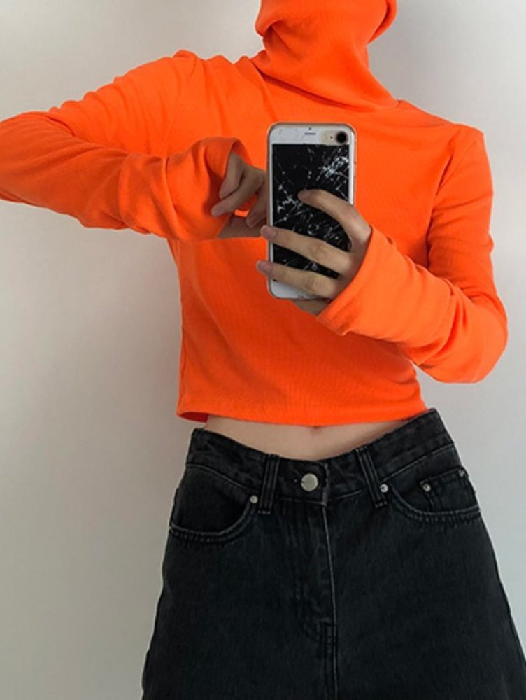 [한정수량] neon neck warmer T / 3color