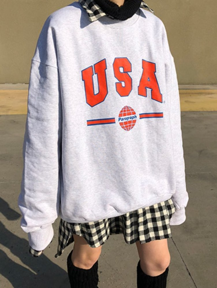 [unisex] USA boxy mtm / 3color