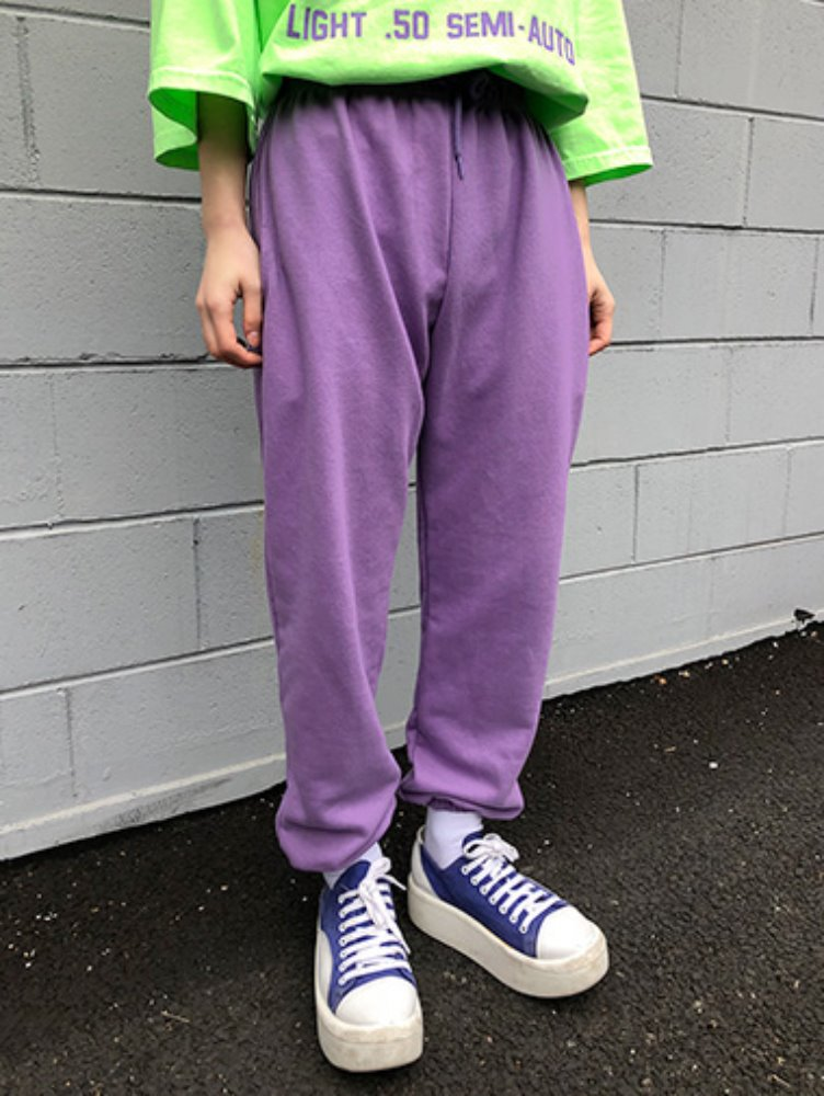 [unisex] J traning jogger pants / 3color