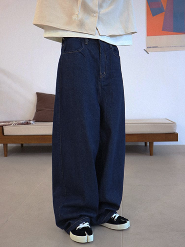 Bizo wide denim Pants