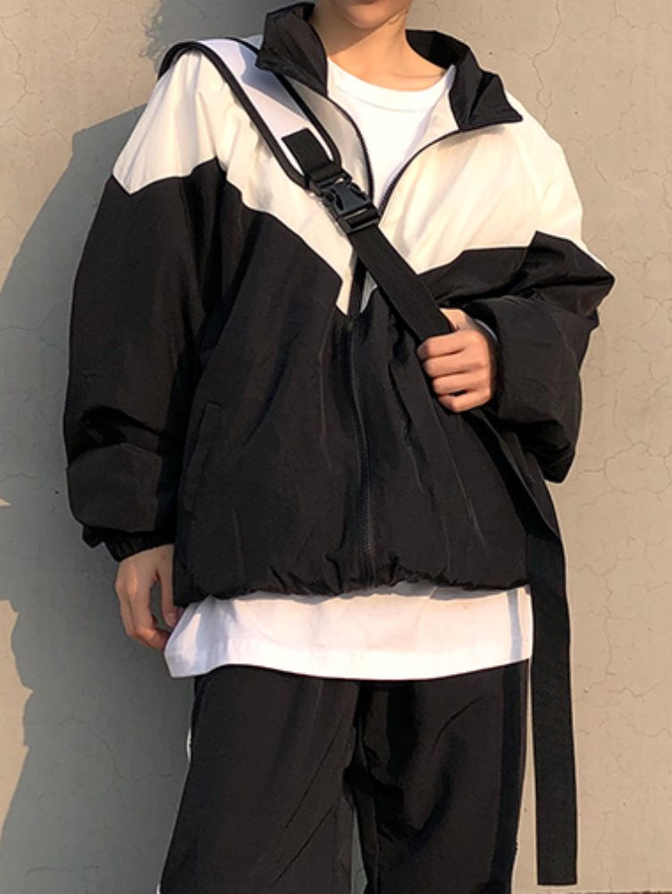 [unisex] Jogger windbreaker  / 3color