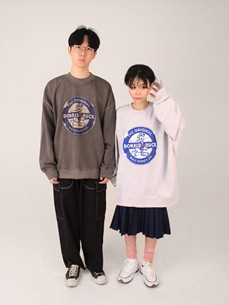 [unisex] Donald duck mtm / 2color